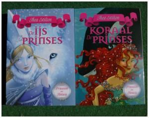 De IJSprinses De Koraalprinses Thea Stilton Prinsessen van Fantasia De Wakkere muis recensie
