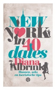 New York in 40 dates Diana Albrink NY