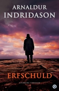 Erfschuld Arnaldur Indridason thriller uitgeverij Q