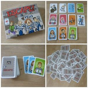Escape! Bloom Games Gevangenismuseum Veenhuizen recensie kaartspel pesten
