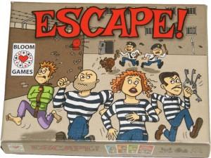 Escape! kaartspel Bloom Games Bol.com recensie Gevangenismuseum Veenhuizen Gevangenpoort Den Haag recensie