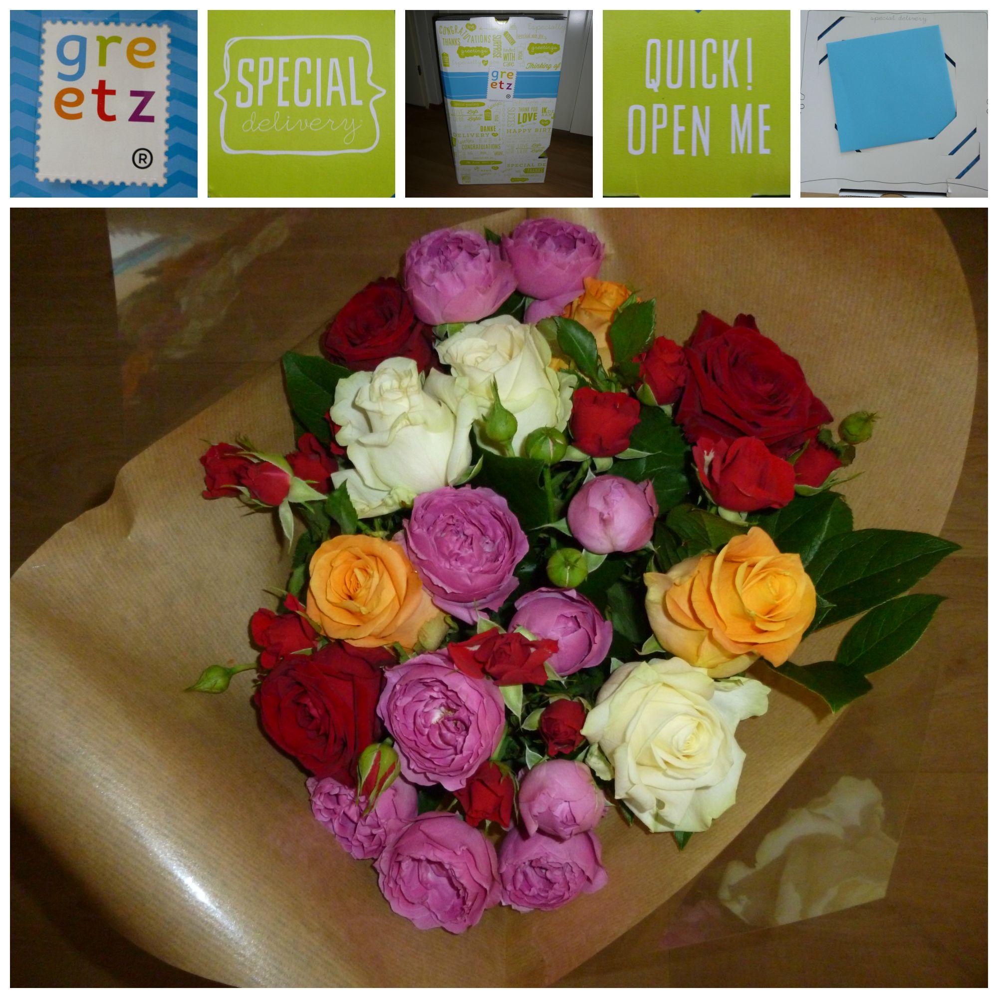 bloemen versturen per post