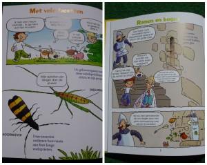 Het leuke weetjes stripboek 2 voor jonge lezers kinderboekenweek 2015 raar maar waar recensie