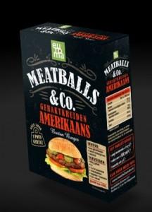 Meatballs & Co. Gehaktkruiden Amerikaans Boston burger hamburger zelf maken recensie albert heijn