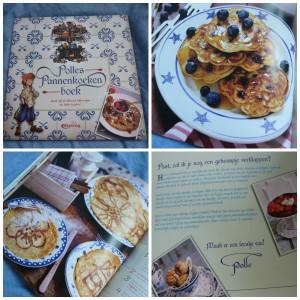Polles Pannenkoekenboek efteling kookboek polles keuken polle pannenkoeken taarten desserts recensie