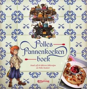 Polles Pannenkoekenboek kookboek Efteling recepten pannenkoeken taarten desserts pardoes pardijn polle sprookjes spectrum recensie