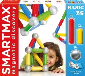 SmatrtMax Basic 25 Magneten speelgoed bouwset vanaf 1 jaar recensie Smart Games