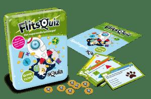Squla FlitsQuiz groep 1 t/m 3 identity games recensie