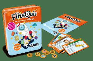 Squla FlitsQuiz groep 4 en 5 identity games recensie