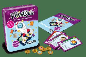 Squla FlitsQuiz groep 6, 7, 8  educatief quiz groep 6 t/m 8 basisschool
