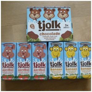 Tjolk zuiveldrank aardbei chocolade banaan vanille 100% natuurlijk recensie tjolk is terug