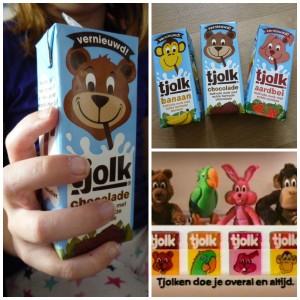 Tjolk recensie aardbei chocolade aardbei banaan fairtrade 100% natuurlijk zuiveldrank