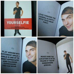 the-do-it-ypurselfie guide willem popelier recensie tips tricks selfie maken
