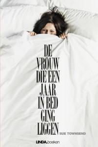 e vrouw die een jaar in bed ging liggen recensie LINDA.boeken