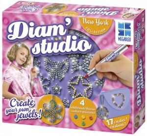 Diajm studio new york recensie megebleu sieraden maken knutselset