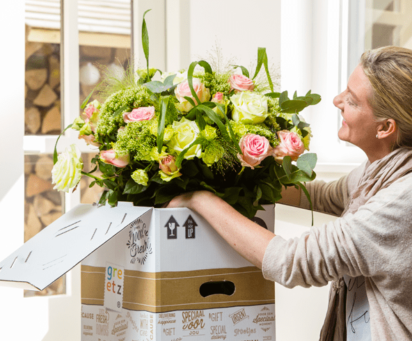 greetz bloemen sturen