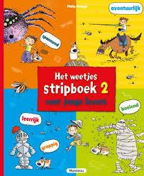 Het leuke weetjes stripboek 2 voor jonge lezers vanaf acht jaar recensie kinderboekenweek 2015 raar maar waar