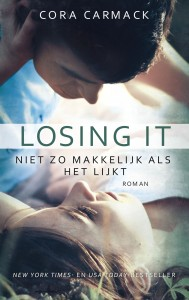 recensie Losing It Cora Carmack trilogie Faking It Young Adult