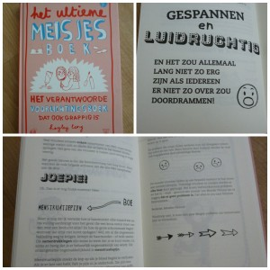 het ultieme meisjesboek het verantwoorde voorlichtingsboek dat ook grappig is