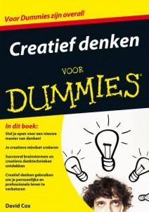 Creatief denken voor Dummies recensie David Cox BBNC managment mindmappen