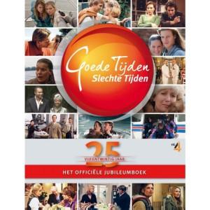 Goede Tijden Slechte Tijden Jubileumboek 25 jaar GTST fan recensie BBNC Endemol