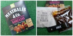 Meatballs & Co Gehaktkruiden Koreaans recensie gogi wanja jorim