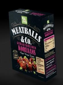 Meatballs & Co. Gehaktkruiden Koreaans koreaanse gehaktballetjes Gogi Wanja Jorim recensie