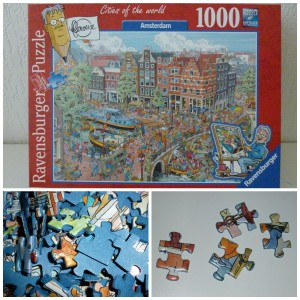 Ravensburger cities of the world amsterdam hoofdstad jan van haasteren haaienvin recensie softclick