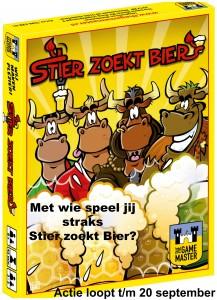 Winactie Stier Zoekt Bier the game master winnen recensie kaartspel