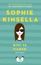 Niet te filmen! Sophie Kinsella Young Adult uitgeverij Moon angststoornis