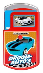 Scrollgame droomauto's quiz bolides auto automerken sportwagens oldtimers