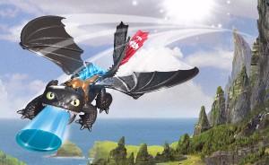 hoe tem je een draak Blast & Roar Tandloos actiefiguur speelfiguur dragon Toothless recensie review spin master draak tandloos