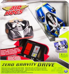 Air Hogs Zero Gravity Drive recensie review spin master