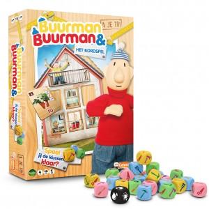 Buurman & Buurman Bordspel Just Games Ajeto
