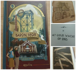 baron 1898 recensie review jacques vriens van holkema & warendorf efteling dive-coaster achtbaan attractie witte wieven Zompige heide