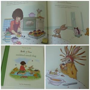 Belle & Boo smikkel-smul-dag recensie prentenboek gezond eten groente fruit