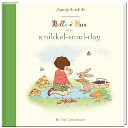 Belle & Boo smikkel-smul-dag recensie gezond eten groente fruit prentenboek recensie vier windstreken
