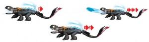 Draak Tandloos 35 cm Blast & Roar Toothless recensie review spin master hoe tem je een draak