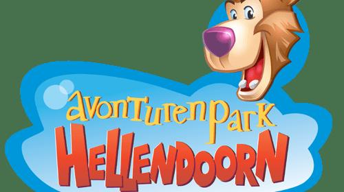 Logo Avonturenparkl Hellendoorn achtbanen achtbaantester Jan Blees 89 jaar