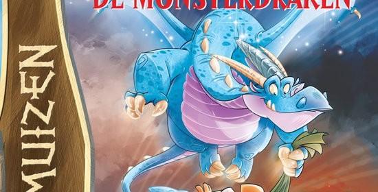 Het gevecht tegen de Monsterdraken Geronimo Stilton De Wakkere Muis recensie review