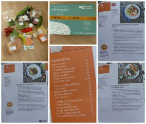 Mathijs Maaltijdbox verse ingrediënten boodschappen recensie review recepten