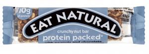 protein packed eat natural reep tussendoortje extra prteine 10 gram recensie review