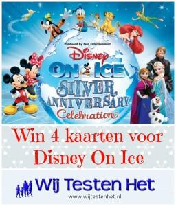 Disney On Ice presents Silver Anniversary Celebration Win kaarten voor Disney On Ice