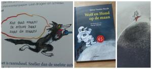 Wolf en Hond op de Maan recensie review Sylvia Vanden Heede Terra Lannoo ruimte heelal