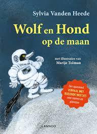 Wolf en hond op de maan Sylvia Vanden Heede zelf lezen recensie review Terra Lannoo