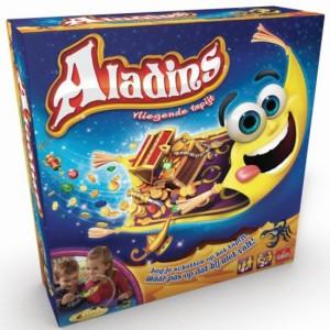 Aladins Vliegende Tapijt Goliath Actiespel recensie review actiespel spellen spelletje