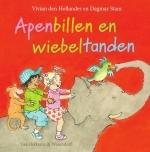 Apenbillen en Wiebeltanden Vivian den Hollander Dagmar Stam Van Holkema & Warendorf recensie review kinderboekenweek thema raar maar waar