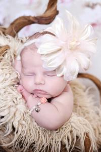 baby-armbandje-flower-met-bol-hartje KAYA sieraden recensie
