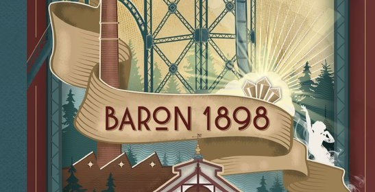 Baron 1898 Efteling Jacques Vriens Van Holkema & warendorf recensie review dive-coaster achtbaan attractie
