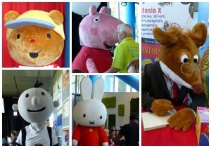 Bol.com Kinderboekenweekfeest Kinderboekenweekevent Gouden Ticket verslag Bobbi Bram Botermans Geronimo Stilton Nijntje Peppa